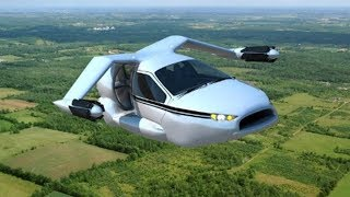 5 Insane Flying Cars That Actually Exist