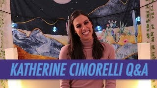 Katherine Cimorelli Q&A
