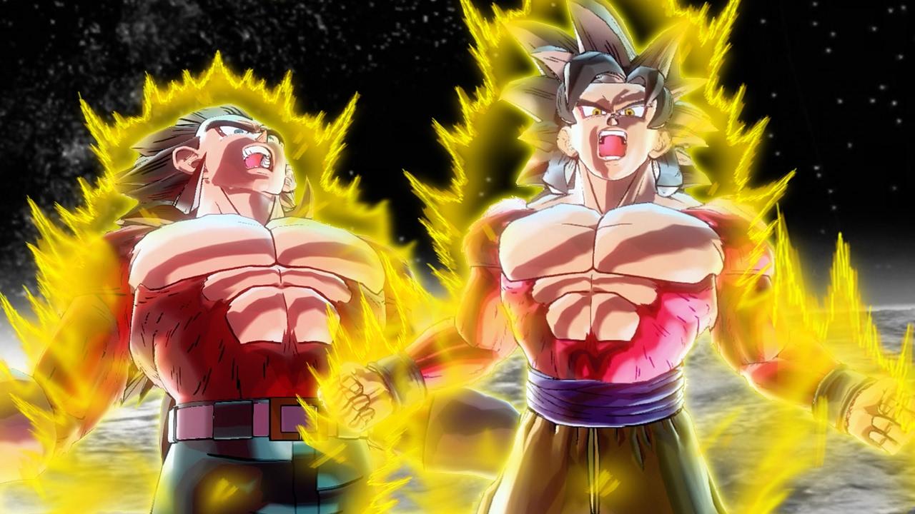 Dragon Ball Xenoverse 2 Rhyme Style