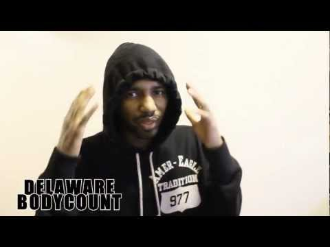 DELAWARE BODYCOUNT: Top 10 Rappers in Delaware for 2013 (pt.1)