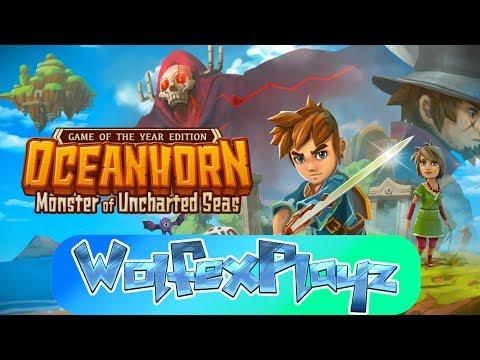 Oceanhorn | First Look [Nintendo Switch]