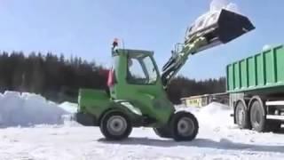 Вывоз и уборка снега в Санкт-Петербурге с погрузкой. 8 (812) 332 54 69(, 2014-04-17T08:39:33.000Z)