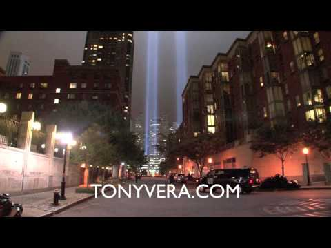Tribute In Light, A World Trade Center Twin Towers 9/11 Memorial