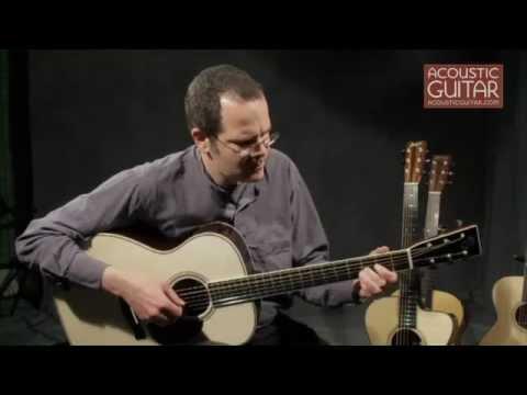 Santa Cruz Om Review From Acoustic Guitar Youtube