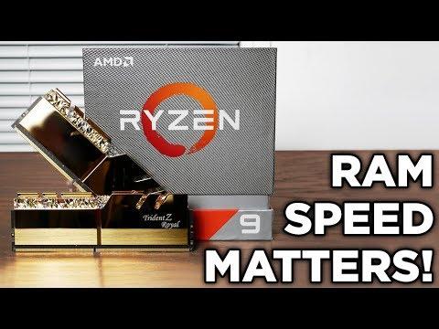 News - Neuer AMD-Chipsatztreiber: Mehr Leistung für Ryzen
