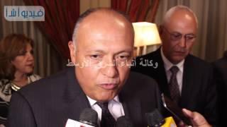 بالفيديو: سامح شكري العيد 71 للامم المتحده يشهد دور كبير لمصر بالشرق الاوسط