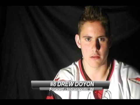 8  Drew Doyon  F  Indianapolis, IN