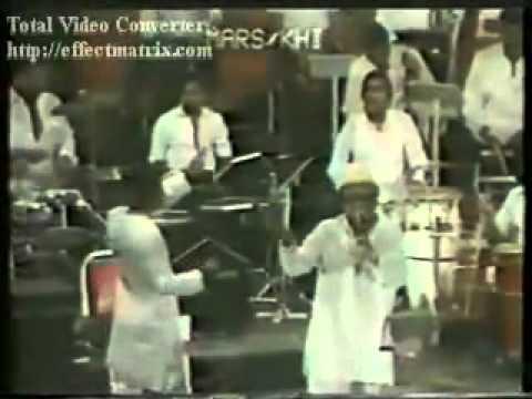 Kishore Kumar Live   Kabhi Alwida Na Kehna