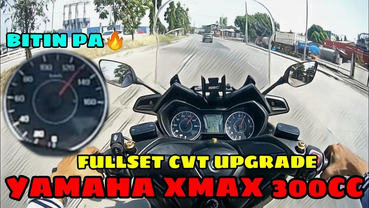 Download YAMAHA XMAX 300 CVT UPGRADE