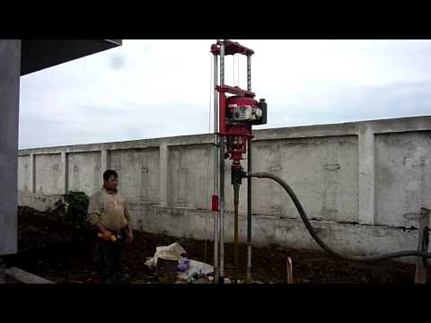 Vand instalatie usoara de foraj puturi apa 0723180587 FA75-U si FA100-U www.apaforaj.com