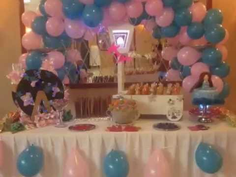 Mesa de dulces tem tica xv a os youtube for Mesa de dulces para xv anos