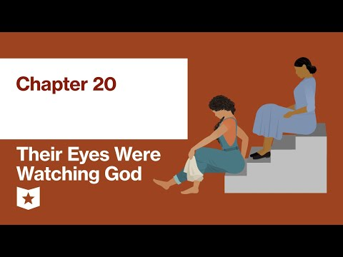 Their Eyes Were Watching God By Zora Neale Hurston | Chapter 20