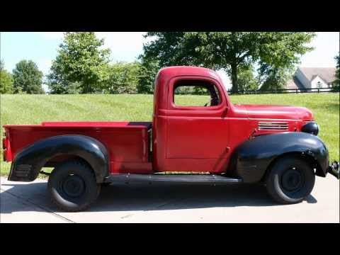 1939 Dodge Electric Truck Part 1