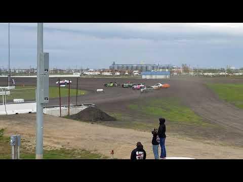 051719 RRVS Stock Car Heat Race