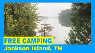 FREE Camping on TνA lands in Tennessee: an RVers review