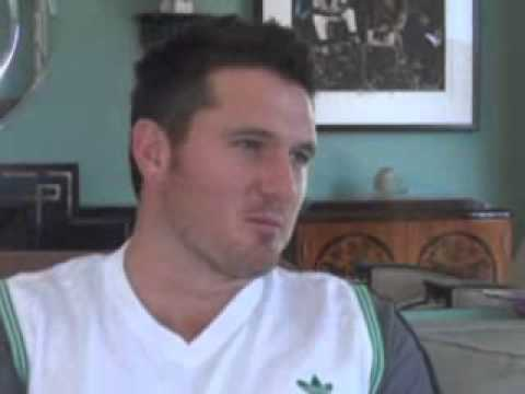 Interview with SA cricket captain Graeme Smith