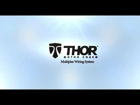 Thor Motor Coach How To Use The Multiplex Wiring System
