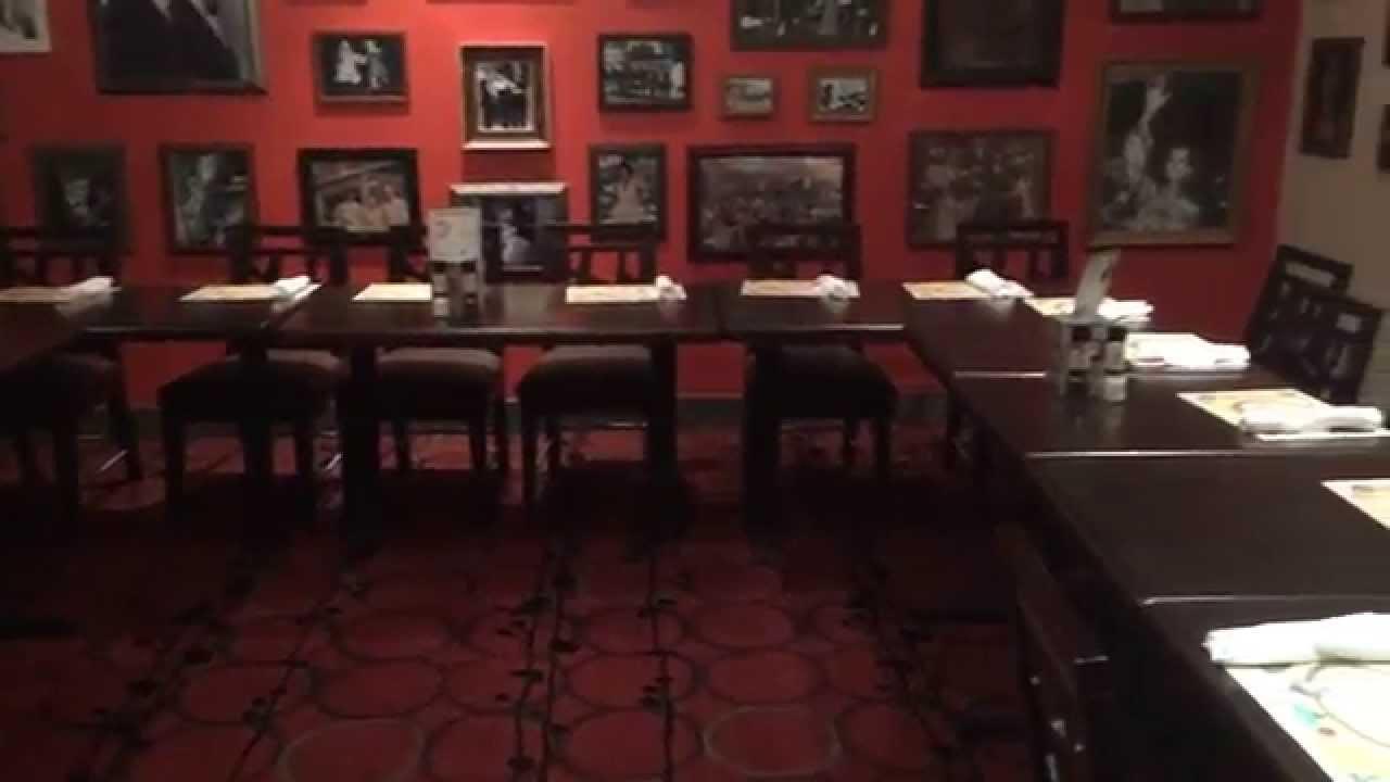 Buca Di Beppo Party Room Youtube