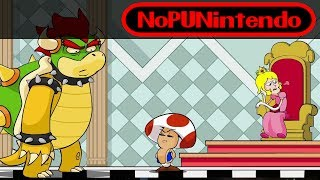 NoPUNintendo - In the presence of Princess Toadstool..