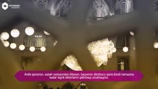 Teşrik tekbirlerini getirmeyi unutmayınız - TRT DİYANET 2017 Video