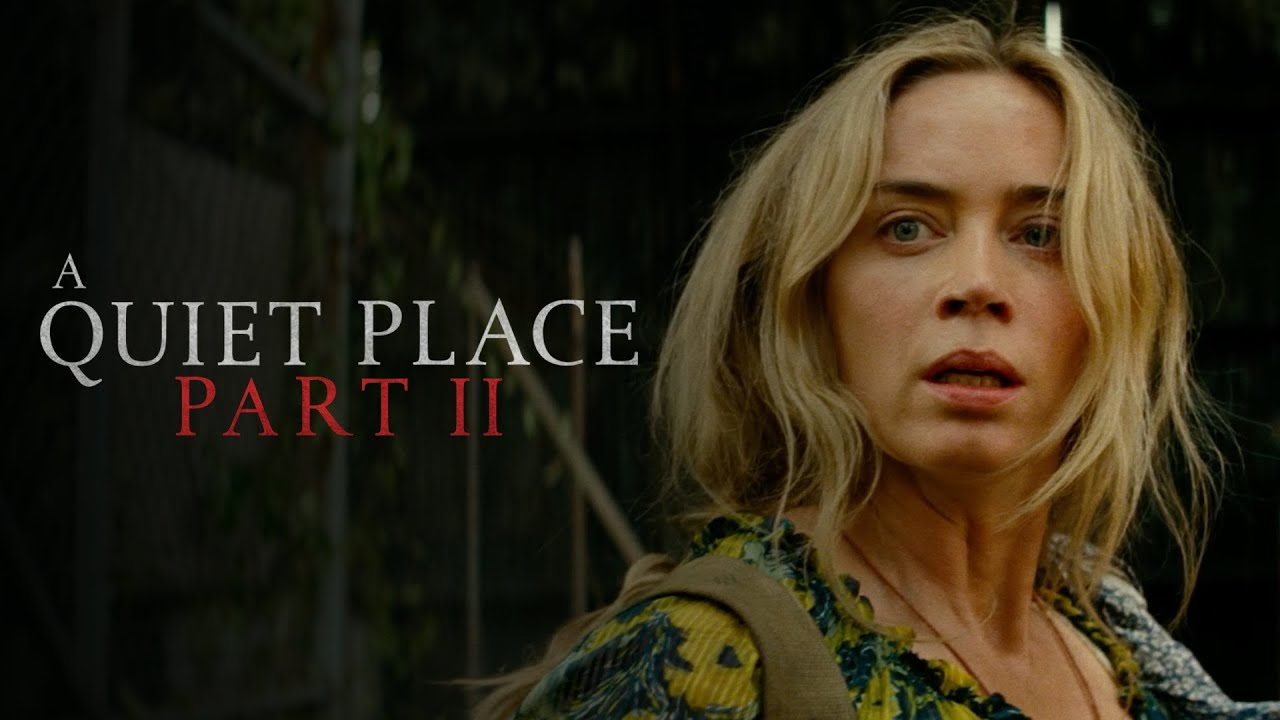 """Download A Quiet Place Part II (2020) - """"Run"""" Clip - Paramount Pictures"""