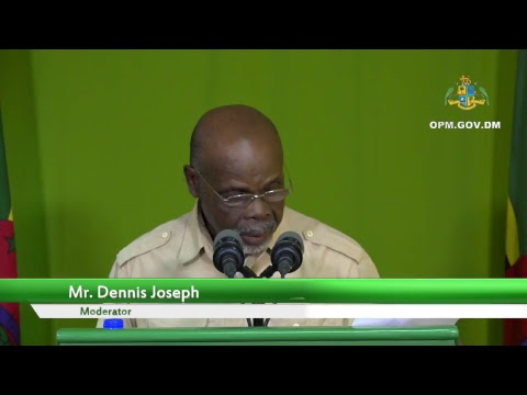 Oct. 26 - Press Briefing (Focus on Dominica State College)