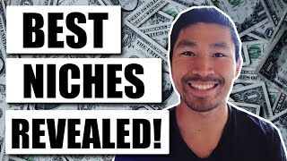 Best NICHES in Affiliate Marketing for Beginners (2019)