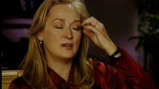Meryl Streep - The Bridges of Madison County Interview (1999)