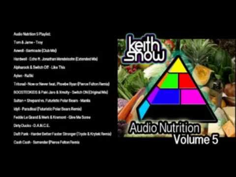 Keith Snow Audio Nutrition 5