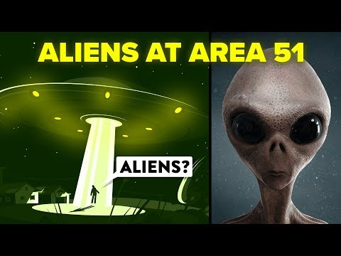 Everything We Know About Aliens and Area 51