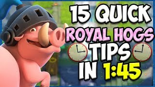15 QUICK Tips About: Royal Hogs