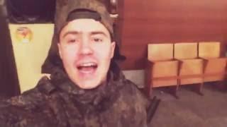 Андрей Баранов - Как ходил по плацу в сапогах...(армейская запись)