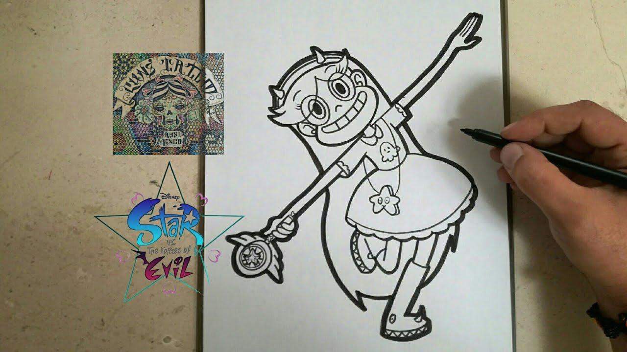 Star Contra Las Fuerzas Del Mal Dibujos: STAR VS LAS FUERZAS DEL MAL / How To