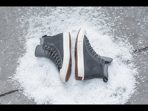 Review & On-Feet: Converse Chuck Taylor All Star Nubuck Boot