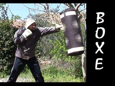 BOXING - BAG Tutorial : Sacco BOXE Principianti