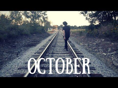 October - Alex Preston