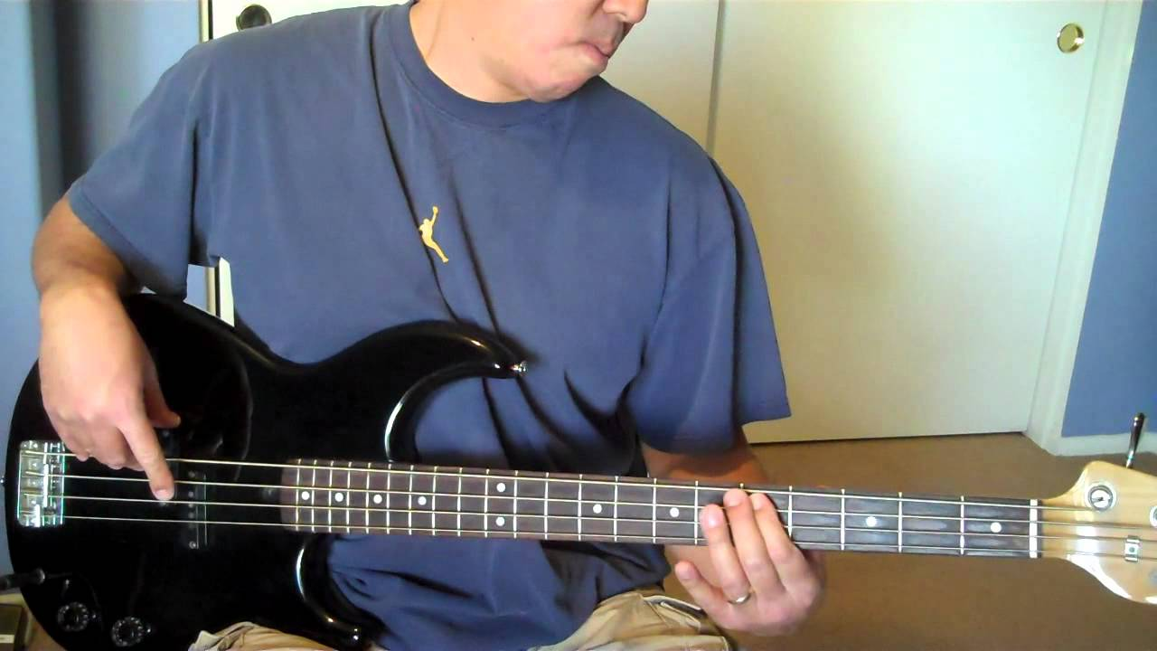 Revelation Song Kari Jobe Bass Cover Youtube