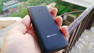MicroMax Bharat 1 phone unboxing, hands on review
