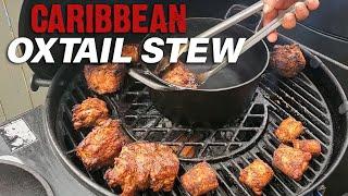 Caribbean  Oxtail Stew | Recipe | BBQ Pit Boys