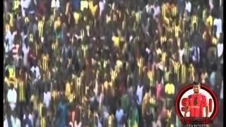 هدف صلاح الدين سعيد في مرمي الجزائر (تصفيات أمم أفريقيا 2015)