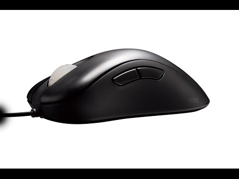 Zowie EC2-A and EC1-A review vs Razer Deathadder Gaming Mouse .