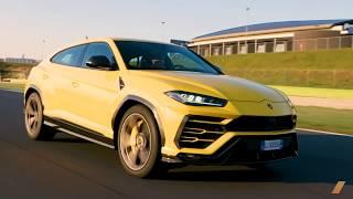 Lamborghini Urus SUV: 641 Horsepower, No V10 -- TEST/DRIVE