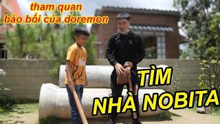 Trẻ Trâu Tìm Nhà Nobita Và Sự Thật Về Các Bảo Bối Của Doremon | TQ97
