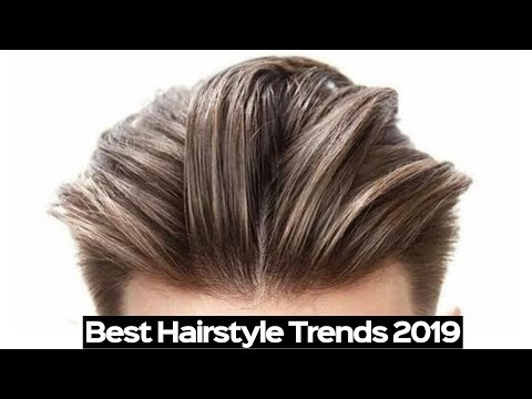 TOP 5 Hairstyles For 2019 - Mens Haircut Trends