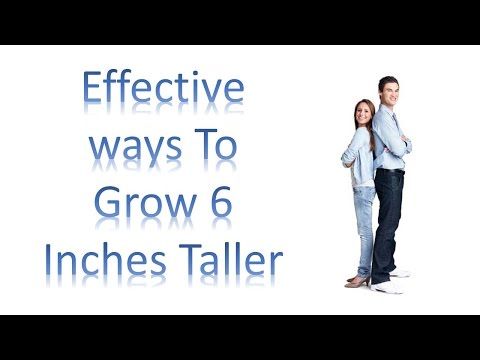 how to grow taller pdf download