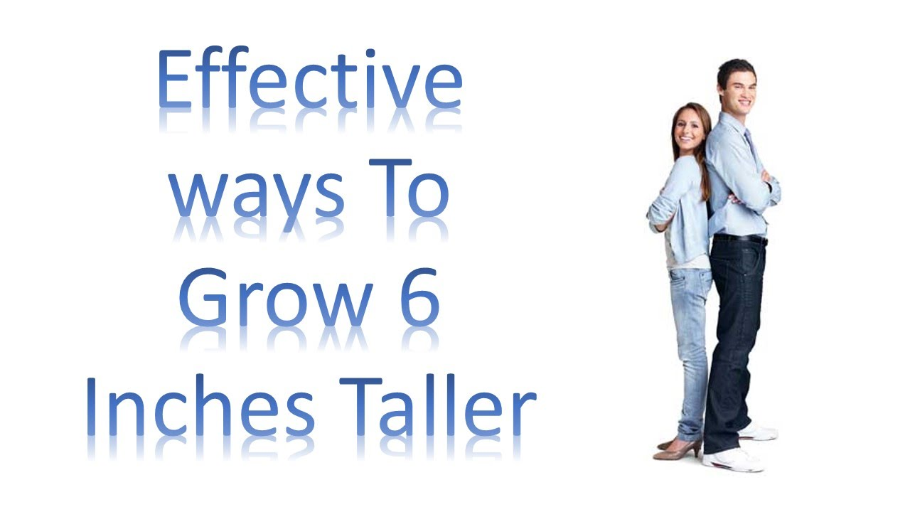 grow 3-6 inches taller in 90 days