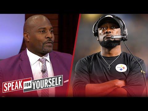 Redskins targeting Tomlin as next HC & Jason Garrett on the hot seat | NFL | SPEAK FOR YOURSELF