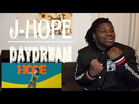 First Reaction to J-HOPE - DAYDREAM [MV]