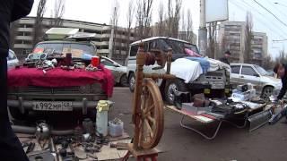 Липецк - Блошиный рынок Россия ©