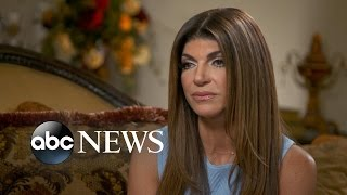 Teresa Giudice on 'Hard' Time With Husband Joe in Prison